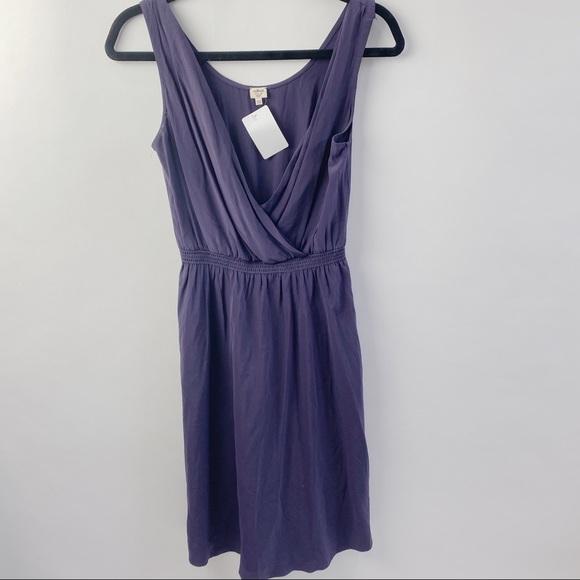 Aritzia Dresses & Skirts - Wilfred Aritzia silk dress sleeveless